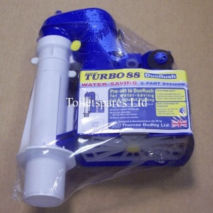 Dudley Turbo 88 Blue Syphon