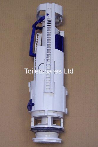 Geberit New Type Blue And White Flush Valve Toiletspares