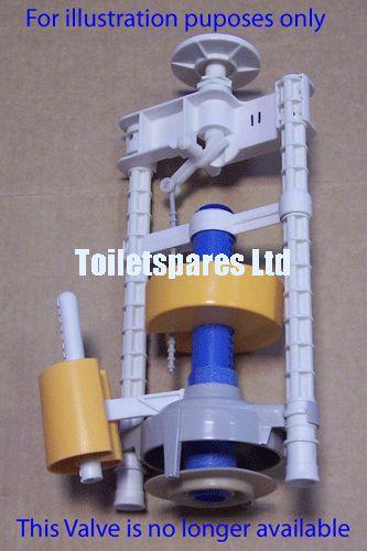 replace toilet flush valve uk