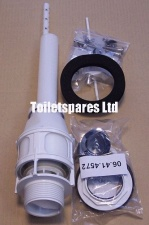 Complete valve with button and sticks (40mm button) 085