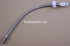 Geberit Bottom Hose with White Adapter