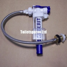 Geberit Inlet Valve with 1/2'' Flexi Hose