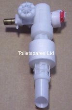 Grohe Side Entry 3/8'' Float Valve