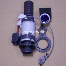 Jolly Tronic Flush Valve and Sensor