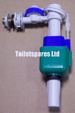 Torbeck 3/8 Side Entry COMPACT Float Valve