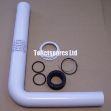 Vantage Flush Pipe Kit