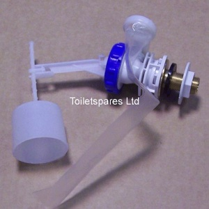 Torbeck 3/8 European Size Side Entry Float Valve.