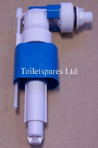 UPR/b 1/2'' Side entry inlet valve