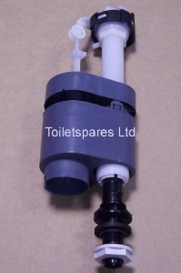 Wisa Bottom entry valve